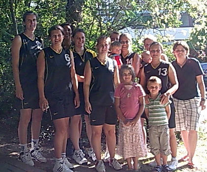 Damen Saison 2009/10