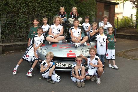 U10 Saison 2009/10