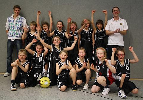U10 Saison 2009/10 Turnie BG