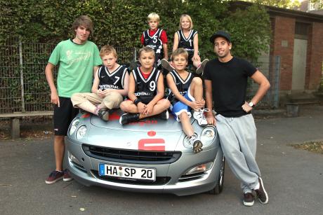 U10-2 Saison 2009/10