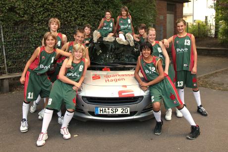 U14 Saison 2009/10