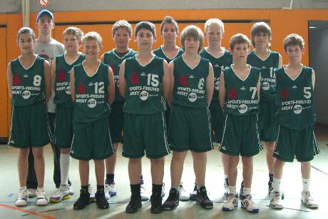 U14-2 Saison 2009/10