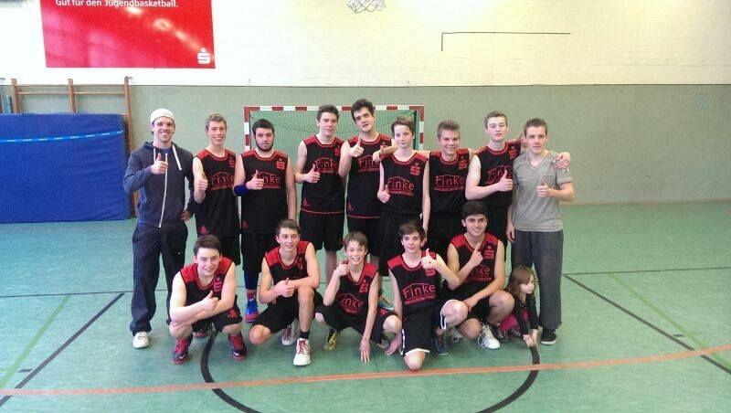 U14_2 Kreismeister Saison-2013-14