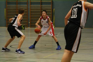 1H - Baskets Lüdenscheid @ Sportzentrum Boele (Halle 1), Am Bügel 20, 58099, Hagen