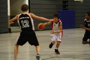 U10 Try Out @ SPZ Boele Halle 1