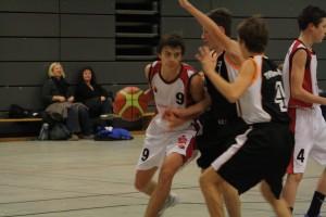 U8 Turnier @ Sportzentrum Boele Halle 1