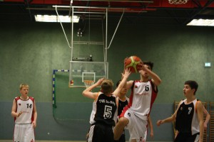 3H - Witten Baskets 3 @ Sportzentrum Boele (Halle 1), Am Bügel 20, 58099, Hagen