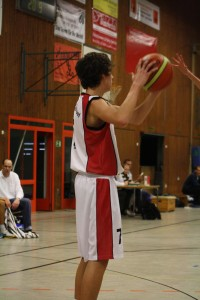 Baskets Lüdenscheid 2 - U12-2